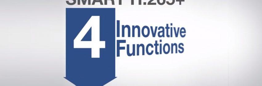 4 Неверојатни Работи Кои Smart H.265 + Може Да Ги Направи