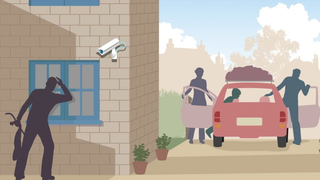 Зошто ни е потребен домашен безбедносен систем?