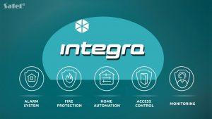 Алармни системи и домашна автоматика: INTEGRA