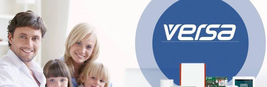 VERSA/VERSA PLUS-алармен систем и функционирање